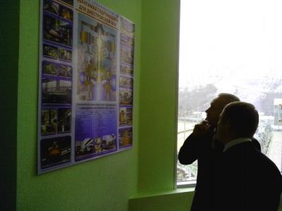 У Новодністровську обговорили проект будівництва каскаду ГЕС на Верхньому Дністрі