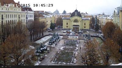 У центрі Чернівців провайдер встановив шість нових веб-камер