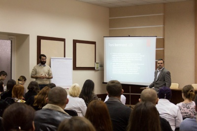 У Чернівцях провели навчальний семінар