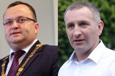 Кандидати у мери Чернівців Каспрук і Михайлішин витратили на агітацію 1,5 мільйона гривень