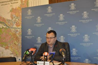 Бюджет Чернівців пройде громадське обговорення, - Каспрук