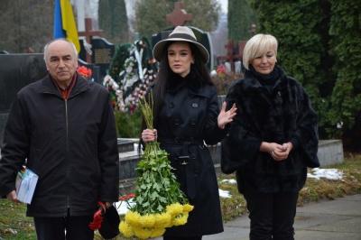 У Чернівцях вшанували пам'ять Назарія Яремчука (ФОТО)