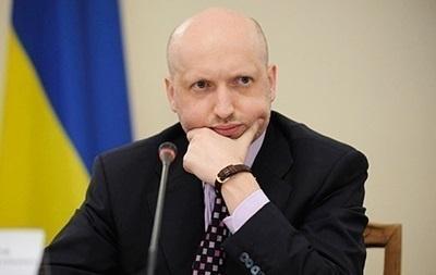 Турчинов: Необхідно вводити візовий режим з Росією вже у 2016 році