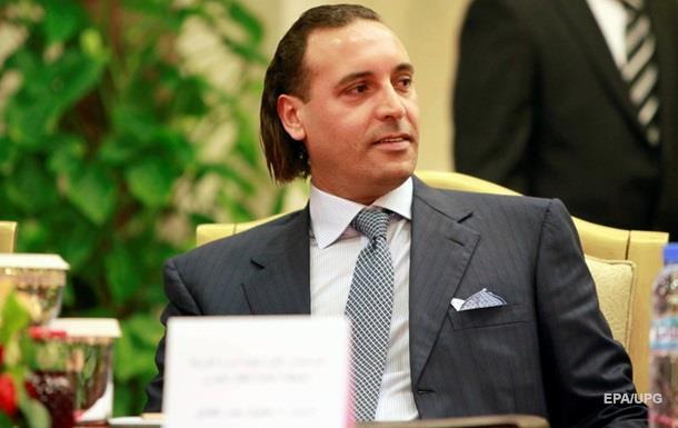 У Лівані викрали сина Муаммара Каддафі