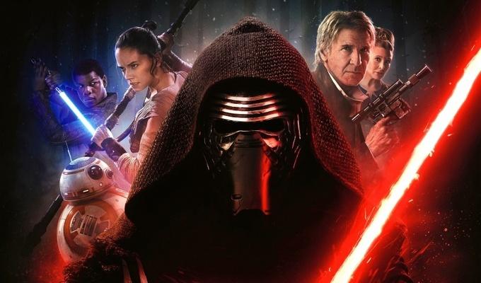 Новий фільм «Зоряні війни» встановлює рекорди касових зборів