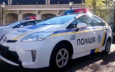 На Буковині попався п'яний поліцейський за кермом