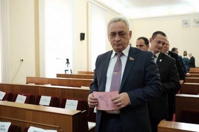 Таємне голосування: як депутати облради обирають голову (ФОТО)