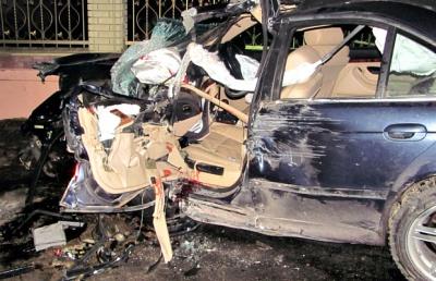 Винуватець жахливої ДТП на Буковині, в якій загинула дівчина, особисто з'явився у поліцію