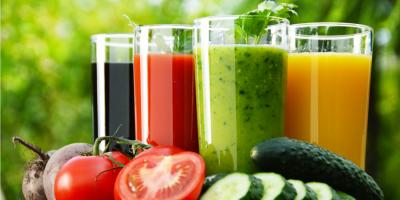 Три найкращі для організму овочеві соки