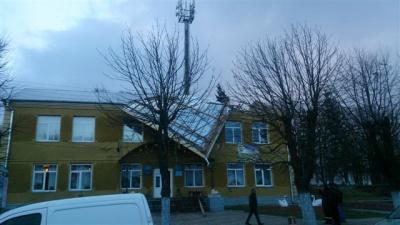 Через негоду село на Буковині залишилося без газу (ФОТО)