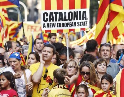 Конституційний суд Іспанії анулював декларацію про незалежність Каталонії