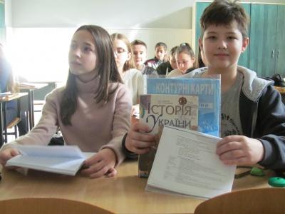 Підручників у школах на Буковині досі немає