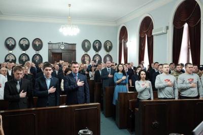 У міськраді Чернівців обрали голів шістьох постійних комісій