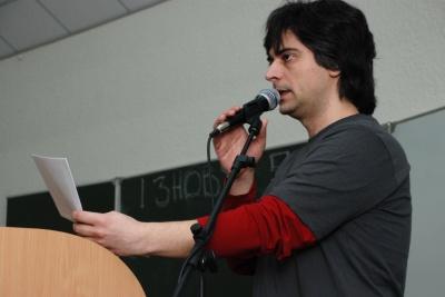 Литературный критик Бойченко после успешной операции возвращается в Черновцы