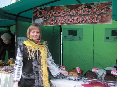У Чернівцях продавали стародавні бабки і австрійський штрудель (ФОТО)