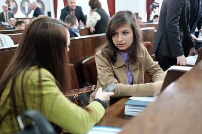 Через сесію перенесла контрольну в університеті, - наймолодший депутат Чернівецької міськради
