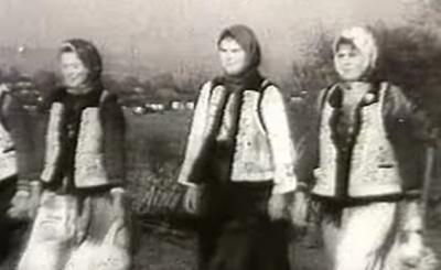 У мережу виклали унікальне відео буковинського весілля 1940 року
