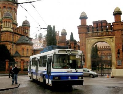 Мер Чернівців наказав перевірити умови перевезення пасажирів