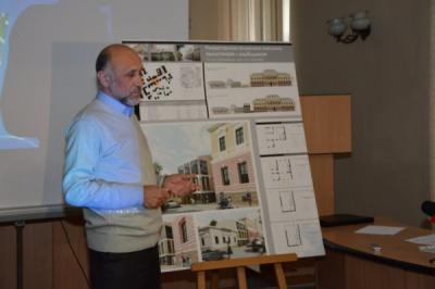 Містобудівна рада розглянула три проекти з реконструкції і будівництва у Чернівцях