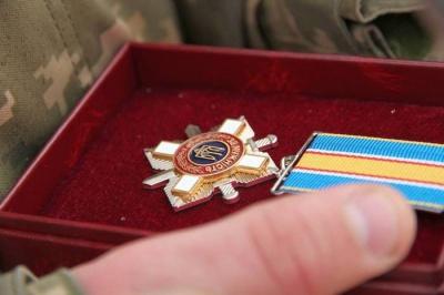 Буковинського кіборга посмертно нагородили орденом