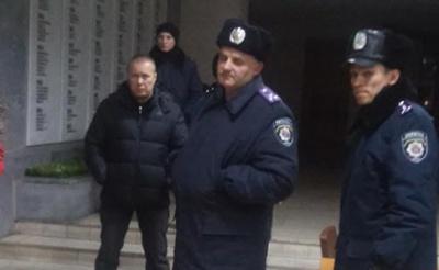 Начальник поліції Кривого Рогу побив помічника нардепа Соболєва
