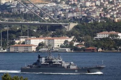 У Туреччині заговорили про перекриття Босфору для російських кораблів