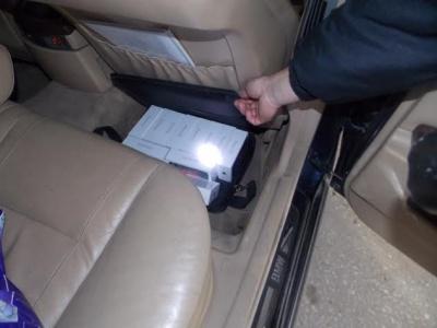 """На кордоні на Буковині знайшли сумку з """"айфонами"""""""