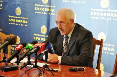 Фищук пропонує, щоб політичні партії вирішували проблеми буковинців за гроші