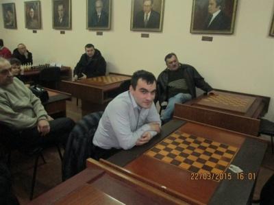 Чемпіон Чернівецької області з шахів виграв черговий турнір