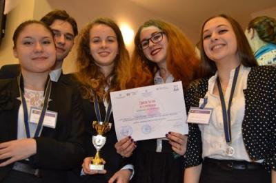 Чернівецькі школярі стали другими на конкурсі з фінансової грамотності