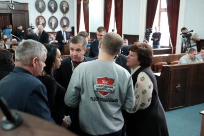 Четверо депутатів нової міськради Чернівців не мають вищої освіти (ІНФОГРАФІКА)