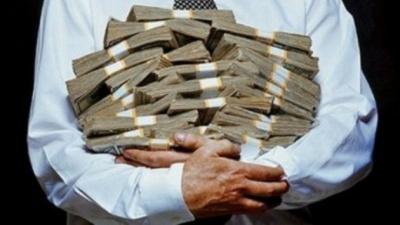 Щороку з України виводять в офшори майже 12 мільярдів доларів