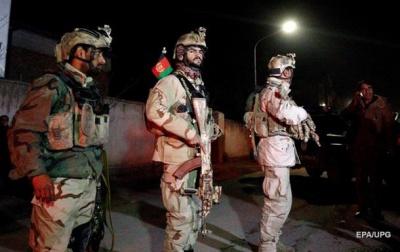 В Афганістані смертниця підірвала себе і трьох своїх дітей