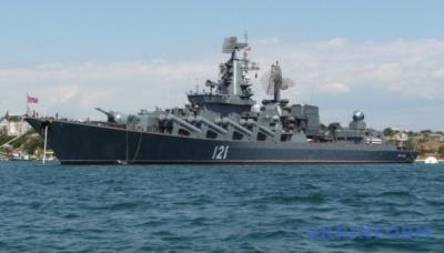 Російський сторожовий корабель обстріляв турецький сейнер