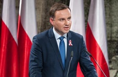 Президент Польщі у Києві поговорить про допомогу Україні