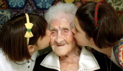 У Франції жила 122-річна старенька з чудовим почуттям гумору