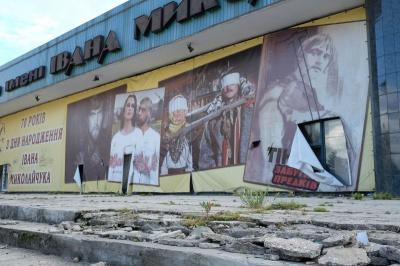 """Будем просить снова деньги на кинотеатр Миколайчука. Будет сложно, потому Черновцы """"не доверяют"""" правительству, - мэр"""