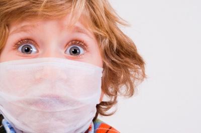 Гриппа на Буковине нет, но дети болеют ОРВИ