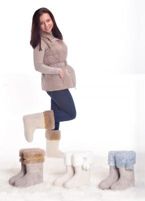 Кожаная обувь – в морозы, резиновое – во время оттепели