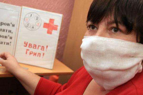 ВОдеській обл. від грипу затиждень померли чотири людини
