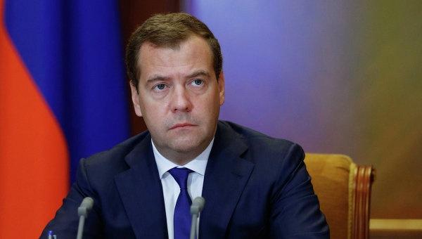 Медведєв: Росія готується донайгіршого сценарію