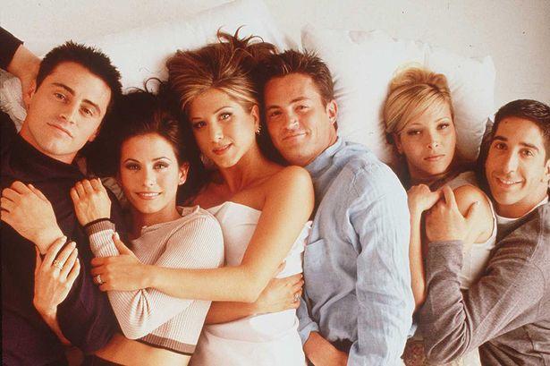 Актори з«Друзів» зберуться для зйомок нової серії