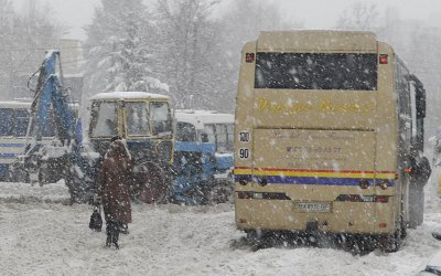 Синоптики попереджають про суттєве погіршення погодних умов