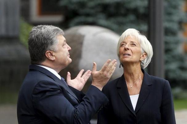 Президент: 1,7 млрд доларів надійде доУкраїни найближчим часом
