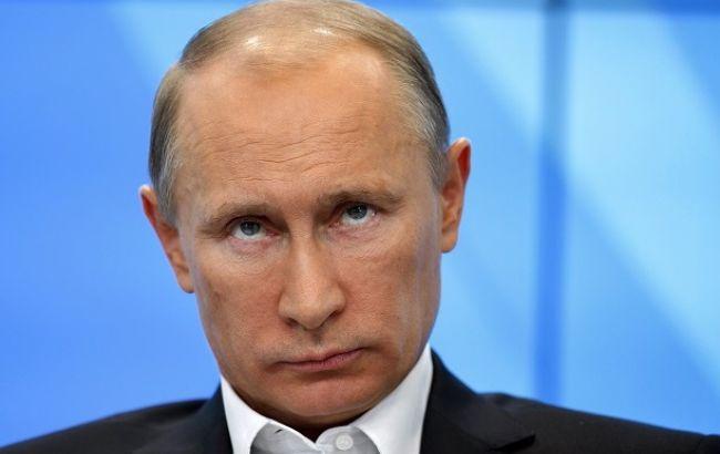 Путін оголосив про розширення санкцій проти Туреччини