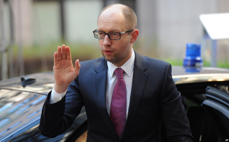 Порошенко покликав лідерів фракцій і Яценюка нарозмову