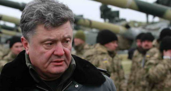 Зачас АТО наДонбасі загинув 21 неповнолітній юнак— Порошенко