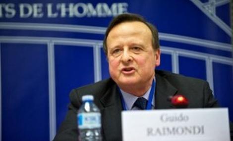 Росія має покинути Раду Європи, якщо відмовиться виконувати рішення ЄСПЛ,— Раймонді