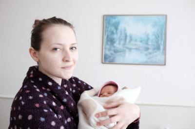 Перших дітей року в Чернівцях уже виписали з пологових будинків (ФОТО)