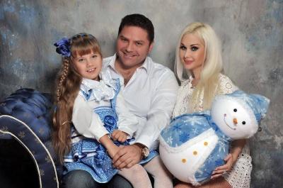 Катя Бужинська розповіла, як із сім'єю святкуватиме Різдво